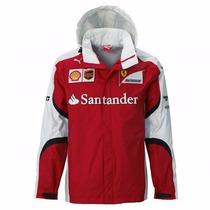 Chamarra Ferrari Scuderia Original 2015 Nueva S, L Solo 2490