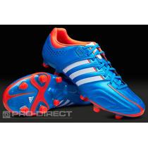 Adidas Adipure 11 Pro .version Eurocopa 2012--100% Piel .pro