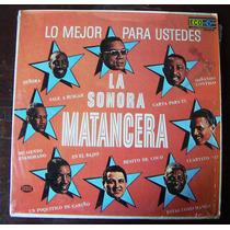 Afroantillana. Sonora Matancera.bolero.lp12´ Hecho En México
