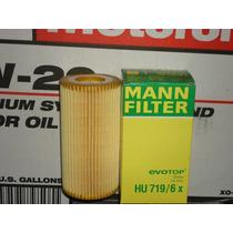 Filtro Aceite Vw Bora Beetle Y (nuevo) Hu 719/6x