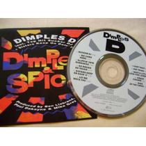 Dimples D - Sucker Dj, El Rap De Mi Bella Genio- Cd Album -