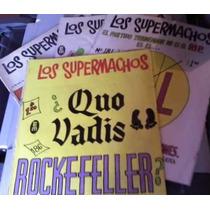 Comics Los Supermachos 1969