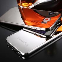 Bumper De Lujo Espejo Aluminio Galaxy S6, Edge + S7 S7 Edge