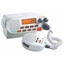 Radio Marino Vhf Cobra Mrf45 - 25 Watts Mountura Fija Vhf
