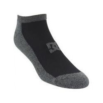 Tin Dc Para Skate Color Gris Skate Sock Talla 9-11