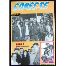Revista Conecte,factotum,caifanes,zz Top,mama Z