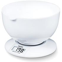 Beurer, Ks 32 Báscula De Cocina, Modo Tara, Hasta 5 Kg