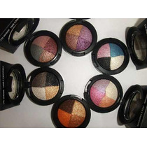 Mac New Collection Colour Craft Sombras 4n1 Edi Limitada Lbf