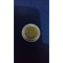 Moneda 5 Pesos Carmen Serdan, Barata