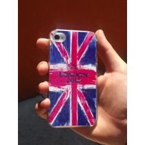 Funda Iphone 4 /4s Sublimacion Sublimar No Transfer Colores
