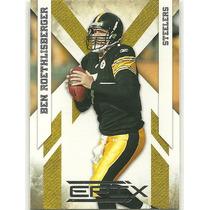 Lote 47 Tarjetas Epix 2010 Steelers, Cowboys, 49ers