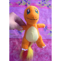 Pokemon Peluche De Charmander