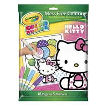 Crayola Color Wonder Kit Mess Colorear Gratis - Hello Kitty