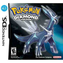 Pokemon Diamond - Nintendo Ds -- Mannygames