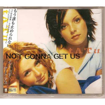 Tatu Single Ed. Ltd. Japon Not Gonna Get Us? 3 Tracks+video