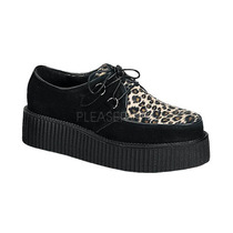 Zapatos Estilo Creepers Marca Demonia C/ataud Creeper-400