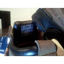 Zapatos Polo Ralph Lauren, Piel Envejecida, 13 Cm, !!! !!!!!