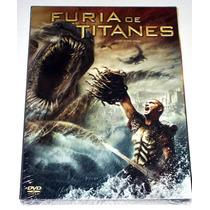 Dvd Furia De Titanes / Clash Of The Titans (2010) Dpa