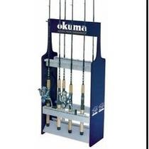 Portacañas, Rack Okuma, Guarda Hasta 16 Cañas