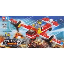 Aviones De Combate Minifiguras - Compatible Con Lego