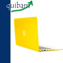 Carcasa Funda Protector Plastico Colores Macbook Air 11 Pulg