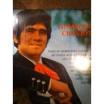 Disco Acetato De: Humberto Cravioto