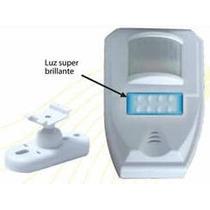 Lampara Con Sensor De Movimiento Leds Ultrabrillantes Sv9