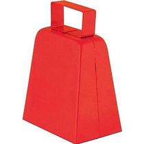 Cencerros (rojo) Parte De Accesorios (1 Cargo)
