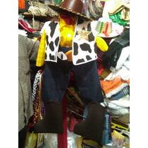 Disfraz Toy Story Woody Vaquero Vaquerita