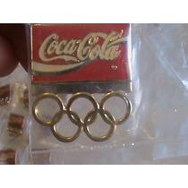 Pin Coca Cola Aros Olimpicos