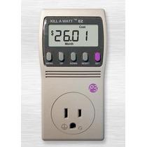 Ahorra Energia - Conociendo Su Fuente - Kill A Watt Ez De P3