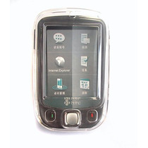 Crystal Case Para Htc Touch Flow S1 Hy1