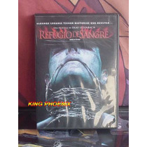 Refugio De Sangre Terror 100% Original Movie Dvd