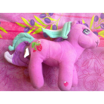 Mi Pequeno Pony Fresita De Peluche