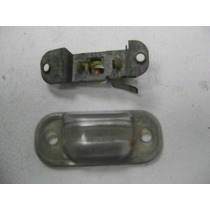 Vw Caribe 77 78 79 80 Luz Placa