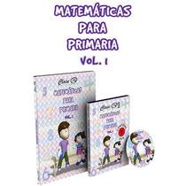 Matematicas Para Primaria 1 Vol + 1 Dvd Ed Clase 10
