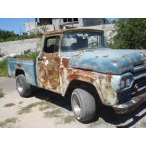 Empaques Puertas Ford Pickup 1957 A 1960