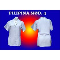 Filipina Medica Modelo Nk Económica Dama Uniforme Medico