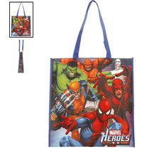 Hot Topic Bolsa Marvel Universe Heroes Shopper Tote