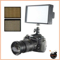 Lampara Bicolor Profesional 312 Leds P / Fotografia Y Video