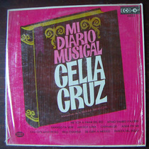Afroantillana.celia Cruz (mi Diario Musical )lp 12´, Dpa