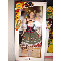 Barbie Festivals Of World Oktoberfest Cinco Mayo Otras Dmm