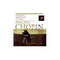 Yo Yo Ma Emanuel Ax Chopin Trio Cello Piano Sonata Cd Bfn