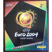 Álbum , Uefa, Euro 2004, Portugal