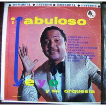 Afroantillana. Yeyo Y Su Orquesta. Lp 12´. Hecho En México.