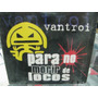 Vantroi Para No Morir De Locos Cd Sellado + Video Clip Mmy