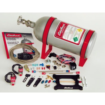 Sistema De Oxido Nitroso Edelbrock Para Carburador