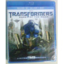 Transformers 3 En 3d ( Bluray 3d + 2 Blurays + Dvd ), Lbf