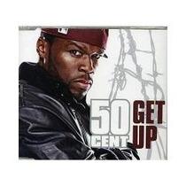 Hip-hop Maxi Cd Importado De Europa 50 Cent:get Up