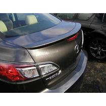Spoiler Aleron De Cajuela Mazda 3 2010-2012 Envio Gratis
